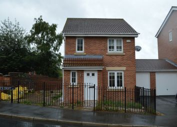 Thumbnail 3 bed detached house for sale in Millers Croft, Castleford