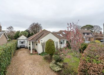 Thumbnail 3 bed detached bungalow for sale in Springfield Close, Birdham, Chichester