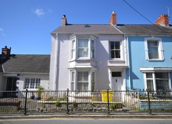Thumbnail 5 bed semi-detached house for sale in Napier Street, Cardigan