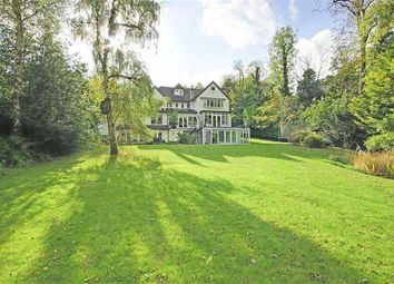 Thumbnail 6 bed detached house for sale in The Ridgeway, Cuffley, Hertfordshire