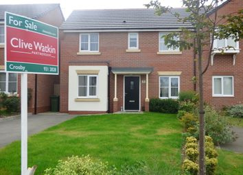 Thumbnail 3 bed semi-detached house for sale in Willard Drive, Bootle
