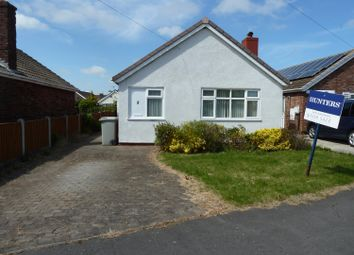 Thumbnail 2 bed detached bungalow for sale in The Drive, Mablethorpe