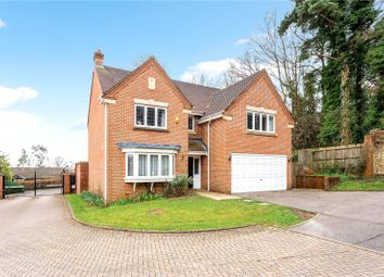 4 bed detached house for sale in Vicarage Close, Colgate, Horsham, West Sussex RH12