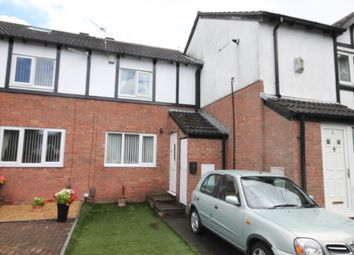 Thumbnail 2 bed terraced house to rent in Annisdale Close, Eccles, Manchester