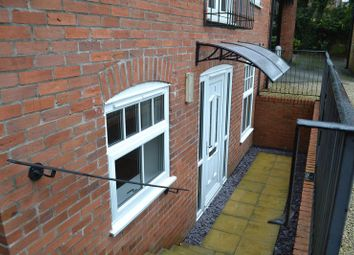 Thumbnail 2 bedroom flat to rent in Burton Road, Woodville, Swadlincote