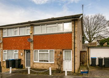 Thumbnail 2 bed end terrace house for sale in Arundel Close, Croydon