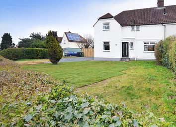 Thumbnail 3 bed semi-detached house for sale in Skeyton Road, North Walsham