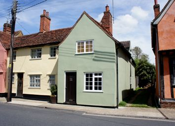 Thumbnail 3 bedroom end terrace house to rent in Benton Street, Hadleigh, Suffolk