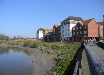 Thumbnail 2 bed flat to rent in The Wharf, New Crane Street, Chester, Cheshire