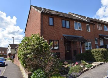 Thumbnail 2 bedroom end terrace house for sale in Badgers Way, Sturminster Newton