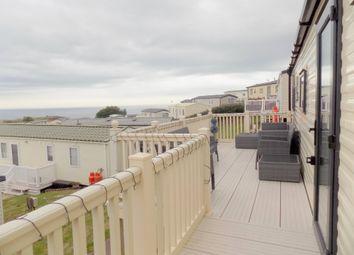 3 bed mobile/park home for sale in Devon Cliffs, Sandy Bay, Exmouth, Devon EX8