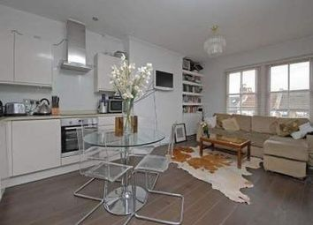 Thumbnail 3 bed flat to rent in Battersea Rise, London