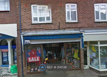 Thumbnail 3 bed flat to rent in High Street, Hythe