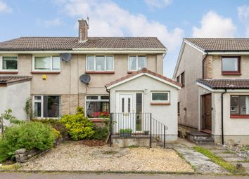 Thumbnail 4 bed semi-detached house for sale in 32 Bavelaw Crescent, Penicuik, Midlothian