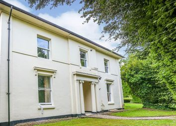 Thumbnail 2 bed flat for sale in Weyhill, Andover