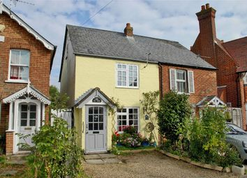 Thumbnail 1 bed cottage for sale in North Street, Pennington, Lymington, Hampshire