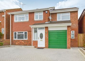 Thumbnail 4 bedroom detached house for sale in Ayr Way, Bletchley, Milton Keynes