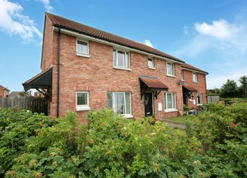 Thumbnail 2 bedroom end terrace house for sale in Reckondales Field, Stamford Bridge, York