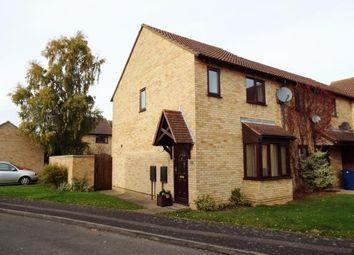Thumbnail 3 bedroom end terrace house for sale in Milton, Cambridge, Cambridgeshire