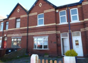 Thumbnail 3 bed terraced house to rent in Curzon Road, Lytham St Annes