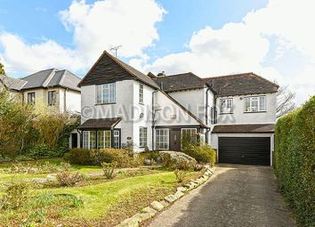 Thumbnail 4 bed detached house for sale in Spring Grove, Loughton
