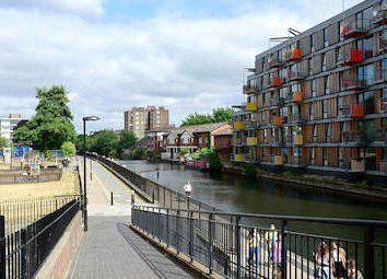 Thumbnail 4 bed flat to rent in Samuel Close, Pownall Road, London