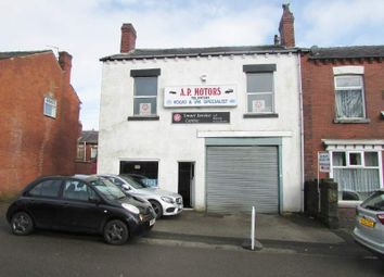 Thumbnail Parking/garage for sale in Mornington Road, Bolton