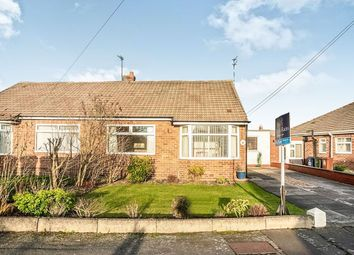 Thumbnail 2 bedroom bungalow for sale in Roachburn Road, Hillheads Estate, Newcastle Upon Tyne