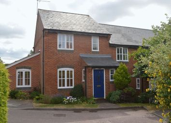 Thumbnail 3 bed end terrace house to rent in Old Brewery Walk, Brackley
