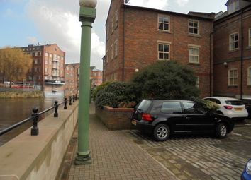 Thumbnail 2 bedroom flat to rent in Aire House, Navigation Walk, Leeds