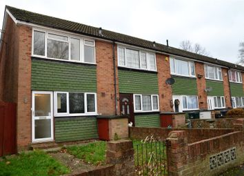 Thumbnail 2 bed end terrace house to rent in Dunsfold Road, Tilehurst, Reading, Berkshire