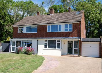 Thumbnail 3 bed semi-detached house for sale in Willow Lea, Tonbridge
