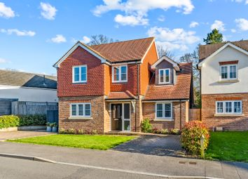Columbus Drive, Sarisbury Green SO31. 4 bed detached house for sale