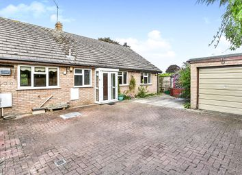 Thumbnail 3 bedroom detached bungalow for sale in St. Clements Hill, Norwich