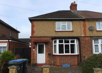 Thumbnail 2 bed semi-detached house for sale in Galliard Road, Edmonton