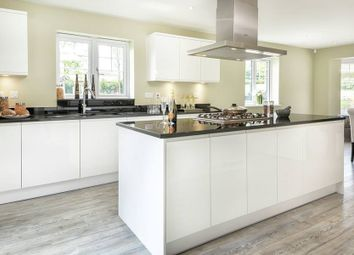 """Thumbnail 4 bed detached house for sale in """"The Osmore - Single Garage"""" at North Common Road, Wivelsfield Green, Haywards Heath"""