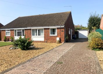 Thumbnail Semi-detached bungalow for sale in Evans Close, Brampton, Huntingdon