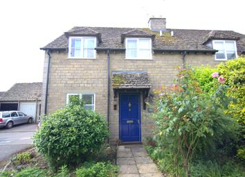 Thumbnail 3 bed semi-detached house to rent in Timbrells Close, South Cerney, Cirencester