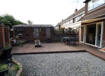 Thumbnail 3 bed terraced house to rent in Dock Road, Tilbury, Essex