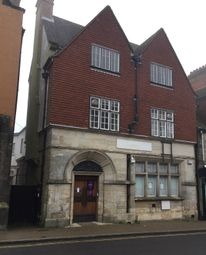 Thumbnail Retail premises for sale in High Street, Crowborough