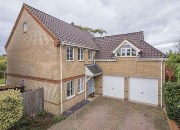 Thumbnail 5 bed detached house for sale in Squirrells Mill Road, Bildeston