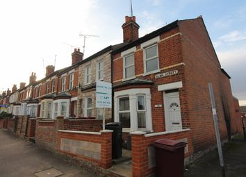 Thumbnail 3 bedroom end terrace house to rent in Alma Street, Reading