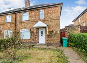Thumbnail 3 bedroom semi-detached house to rent in Hayles Close, Bestwood, Nottingham