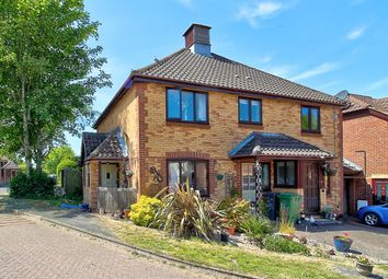 Thumbnail 1 bed end terrace house for sale in Smiths Mead, North Waltham, Basingstoke