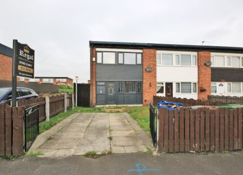 Thumbnail 3 bed terraced house for sale in Mesnes Avenue, Wigan