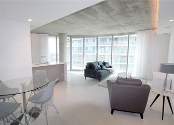 Thumbnail 2 bed flat to rent in Hoola Building, Royal Docks, London