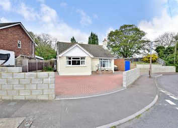 Thumbnail 2 bed detached bungalow for sale in Rowland Close, Gillingham, Kent