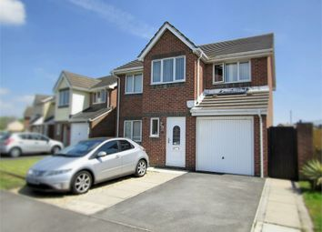 Thumbnail 4 bed detached house for sale in The Mariners, Llanelli, Carmarthenshire