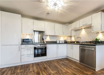 Thumbnail 3 bed town house for sale in Pearse Close, Penarth