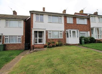 Thumbnail 3 bed end terrace house for sale in Timberley Road, Hampden Park